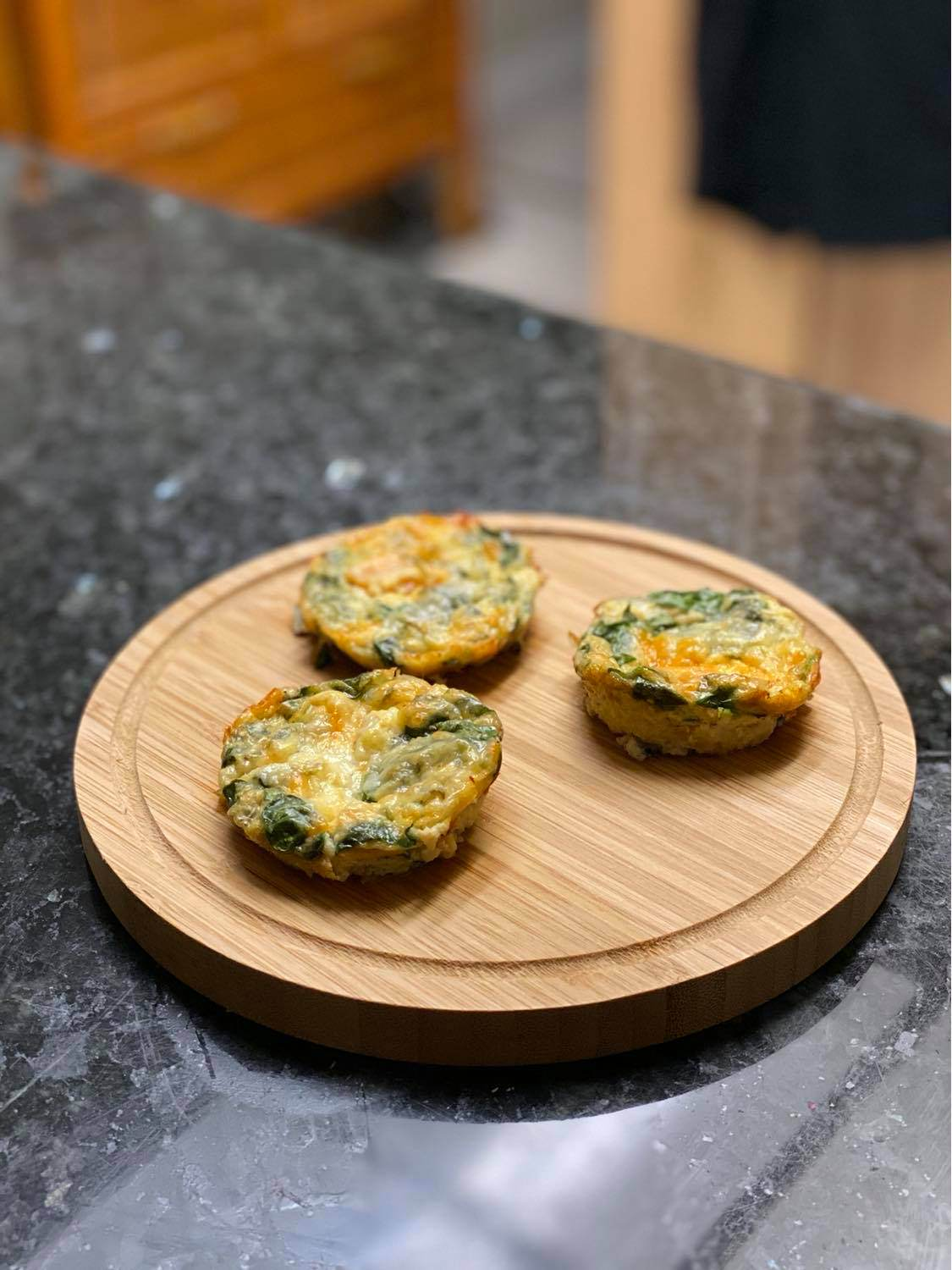 Southwest Egg Muffin Cups