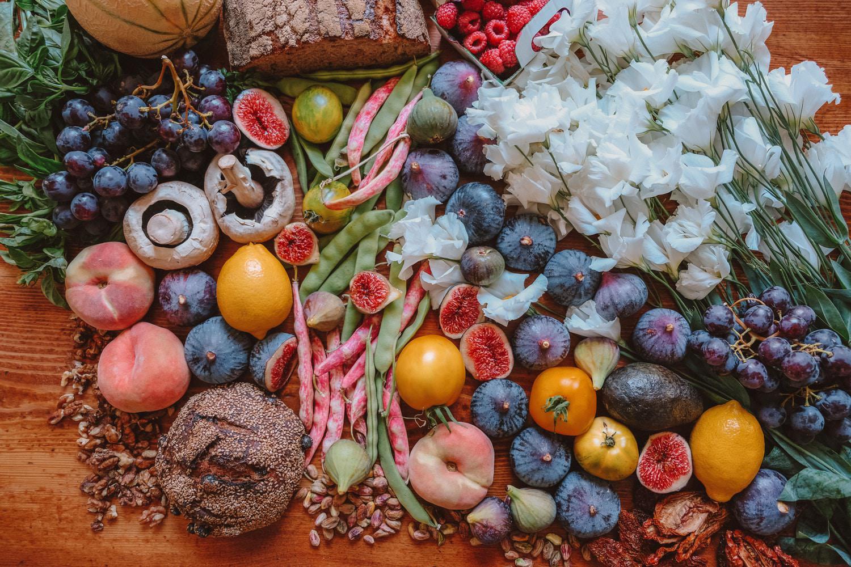 Amazing Antioxidants found in the Rainbow