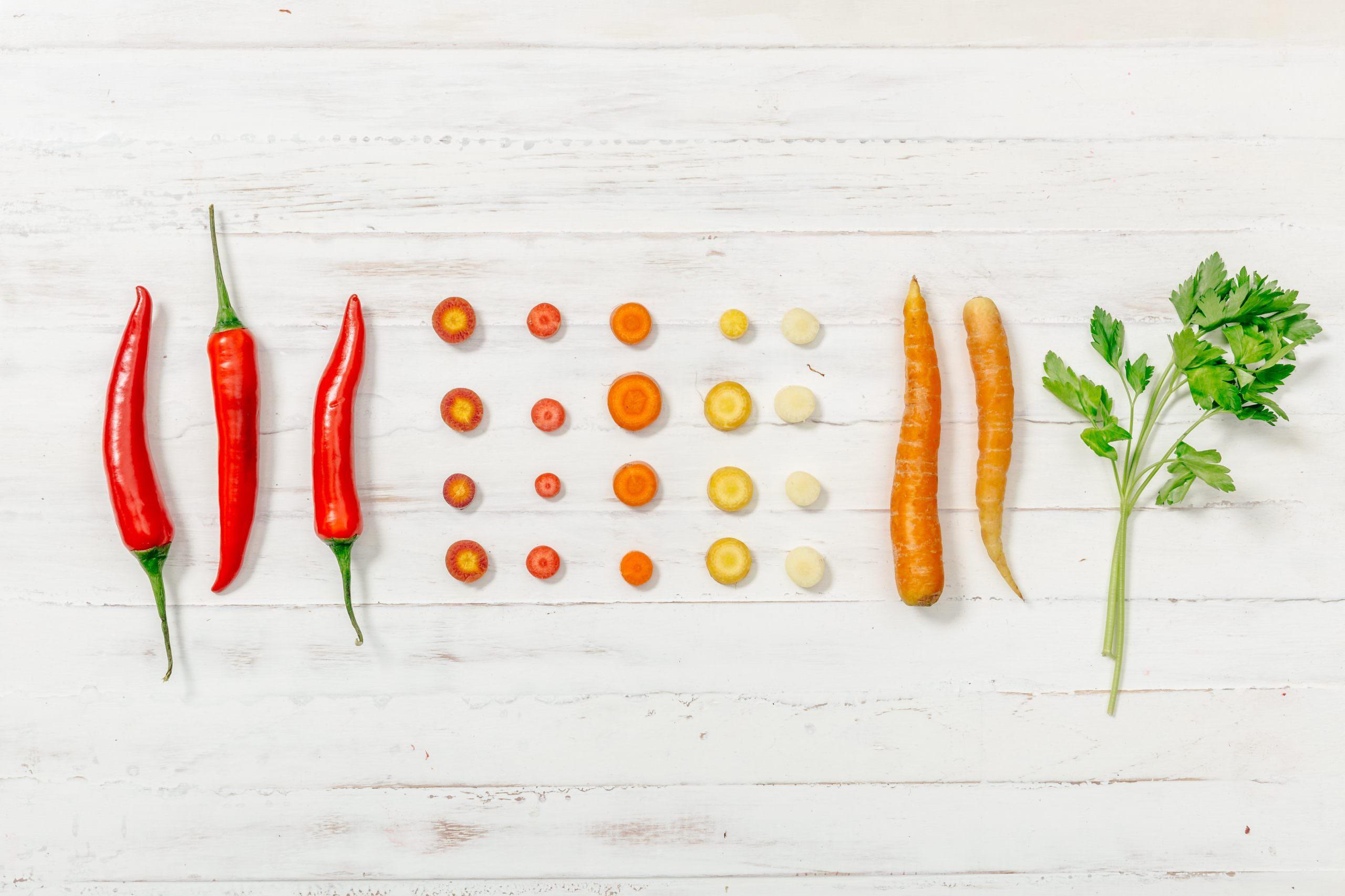 Eat the Rainbow for Amazing Antioxidants