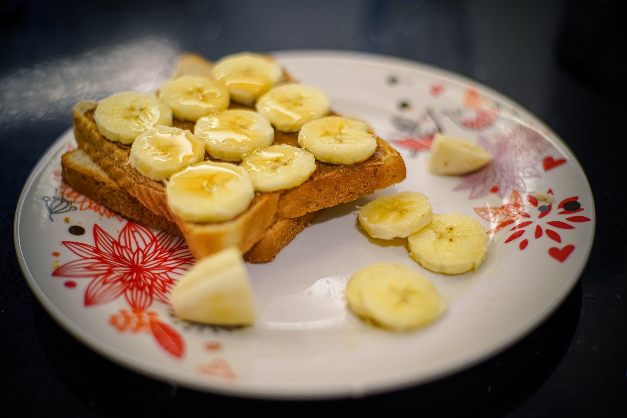 Fruity Nut Butter Swirl Toast