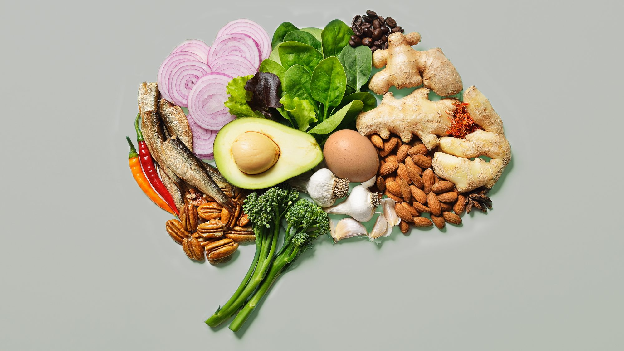 Foods to keep you Productive and for your Brain Health