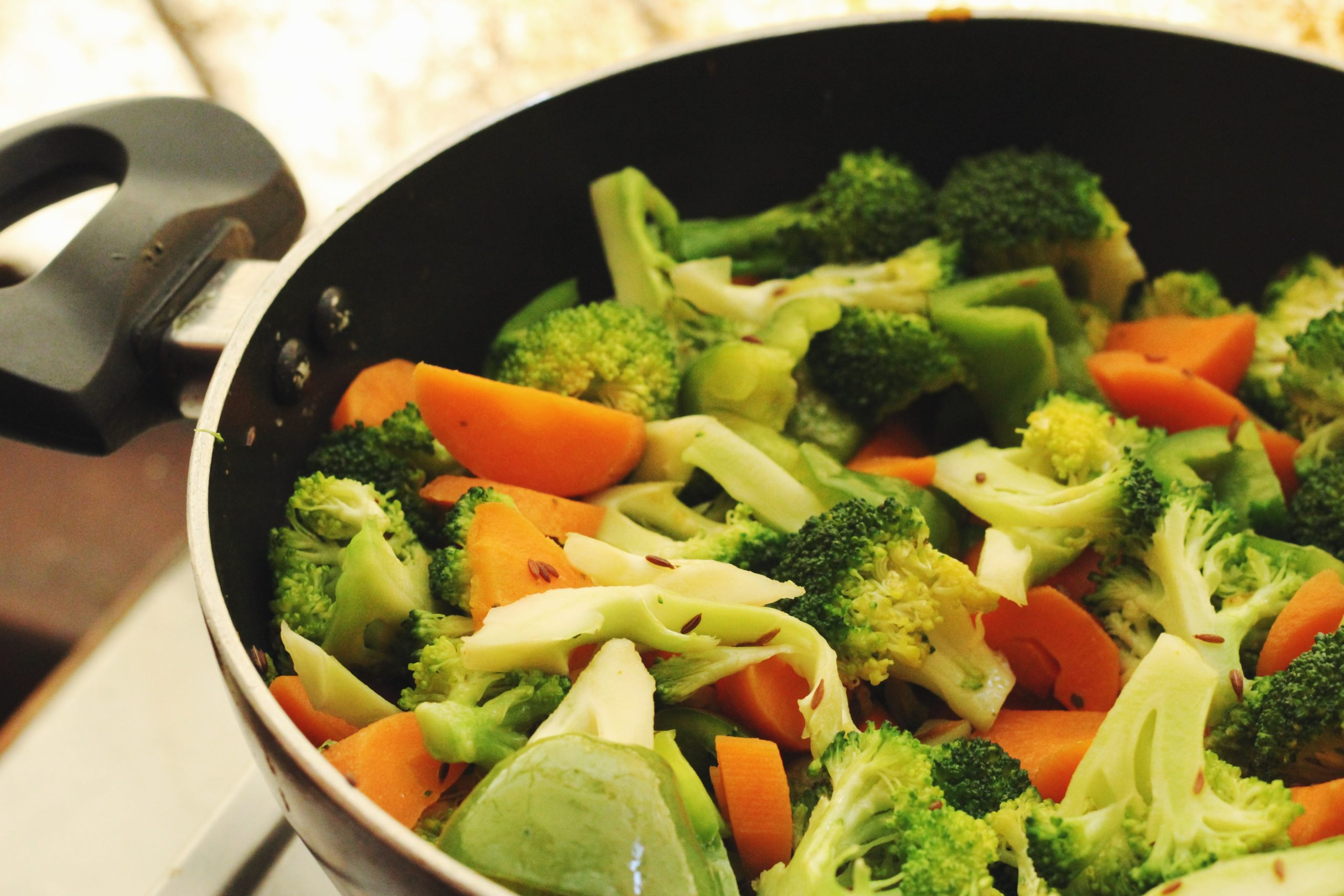 How Different Cooking Methods Affect the Nutrition Content of Vegetables