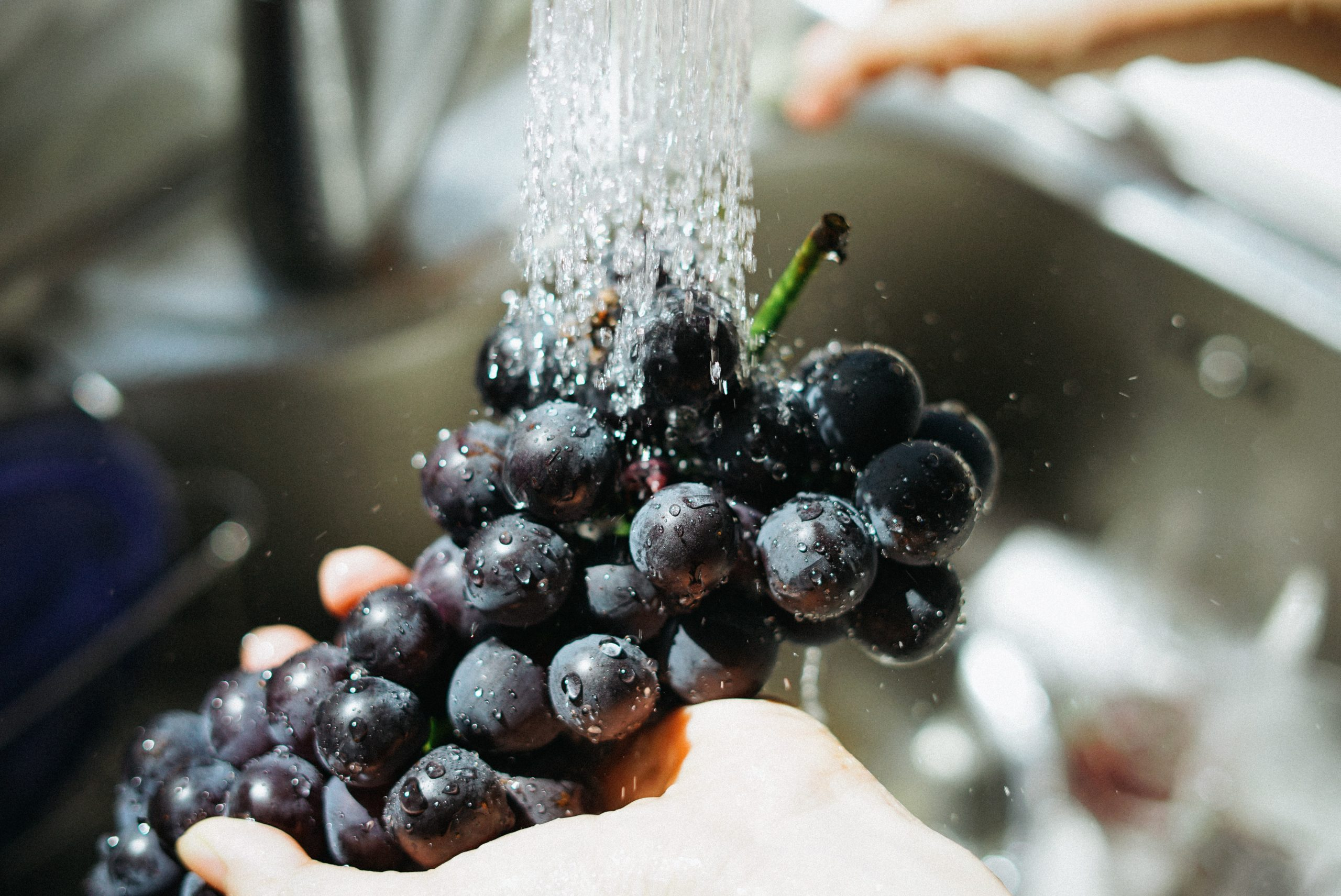 Tips for Washing Fruits and Vegetables