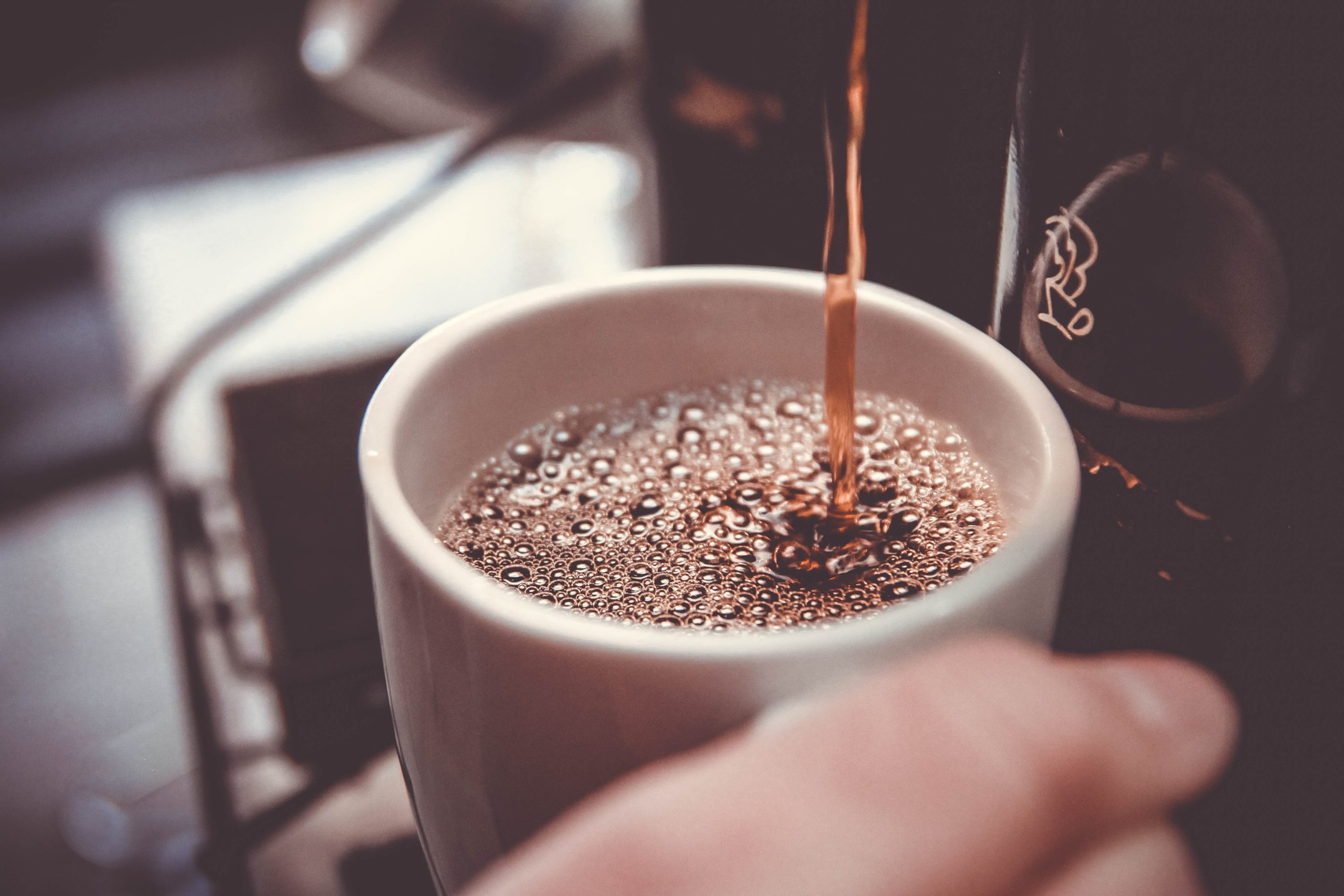 Caffeine Control